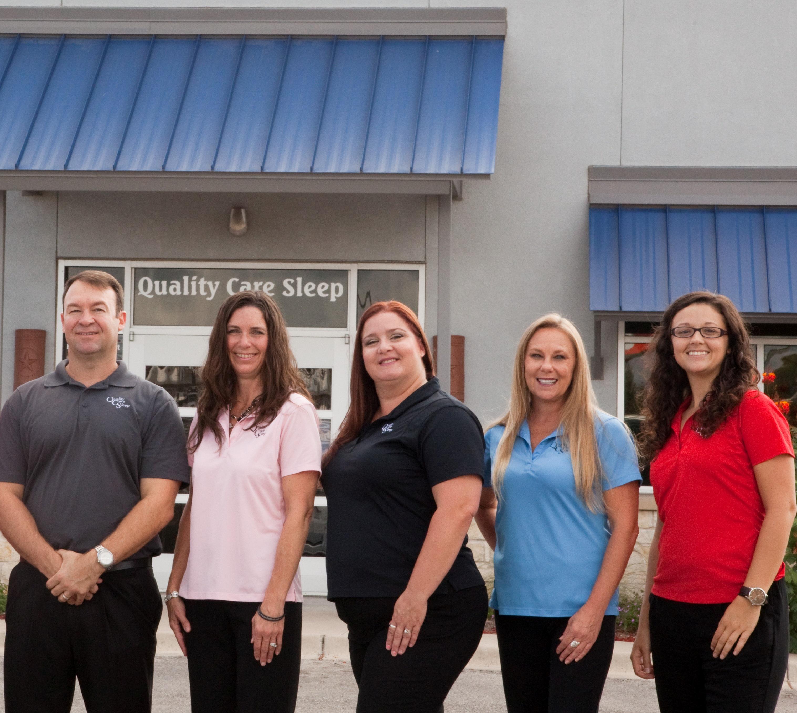 Customer Spotlight: Quality Care Sleep