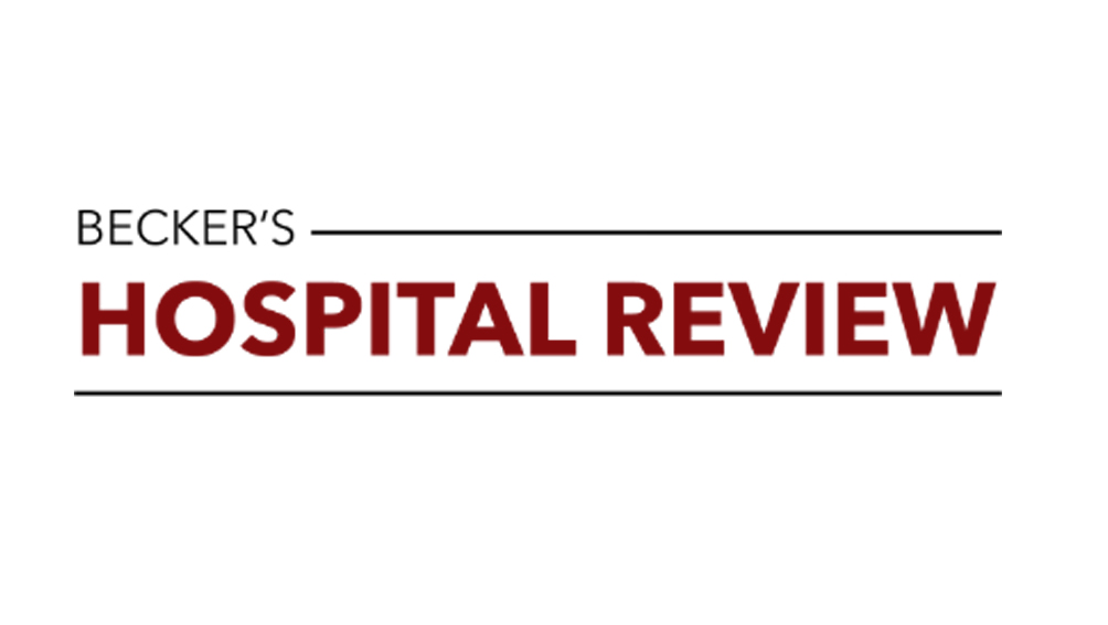 Becker's Hospital Review: Healthcare NPS is High–How to Make Even More Out of PX