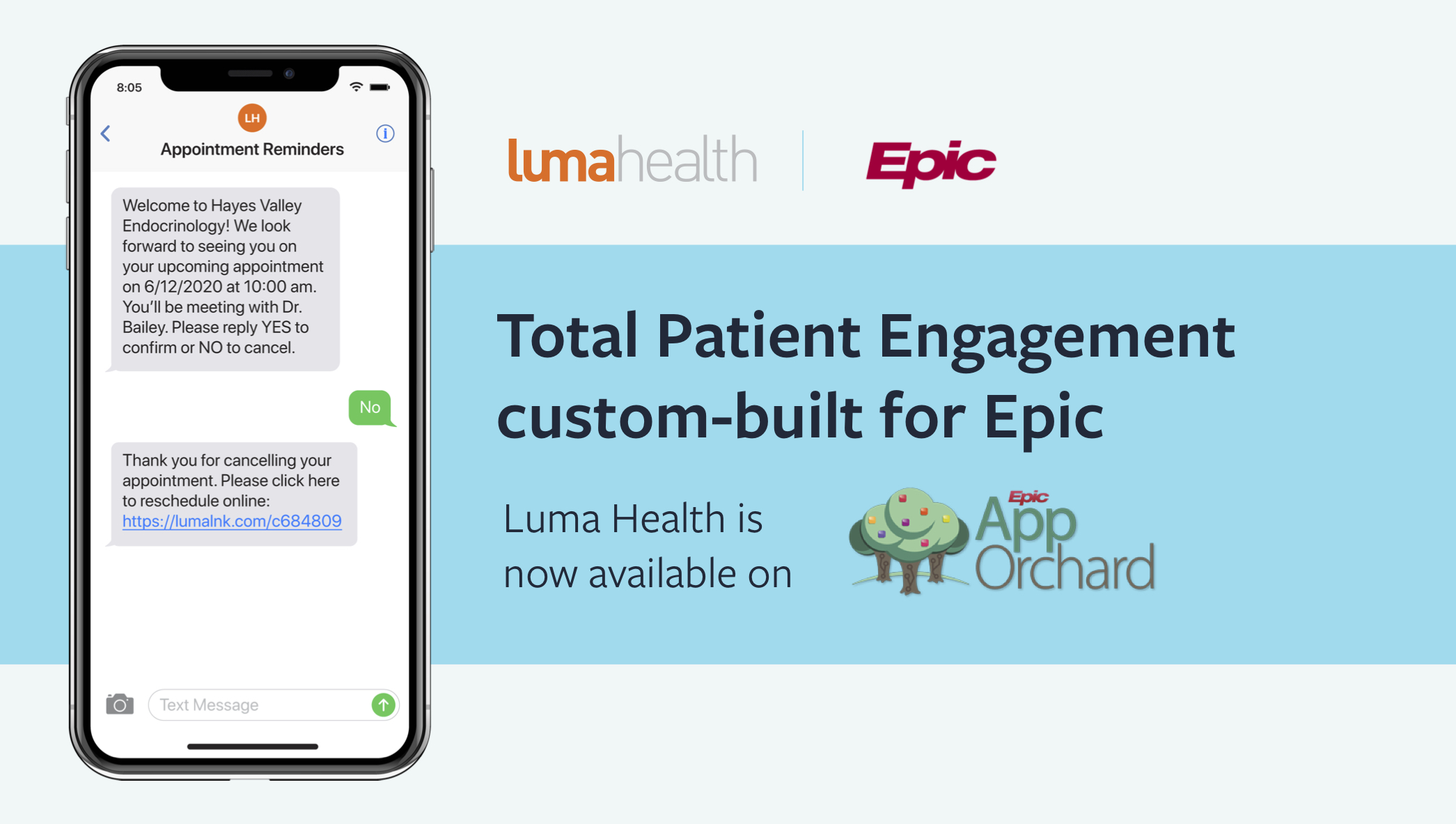The Patient Communication Platform Providers Love Is Now Available On Epic App Orchard