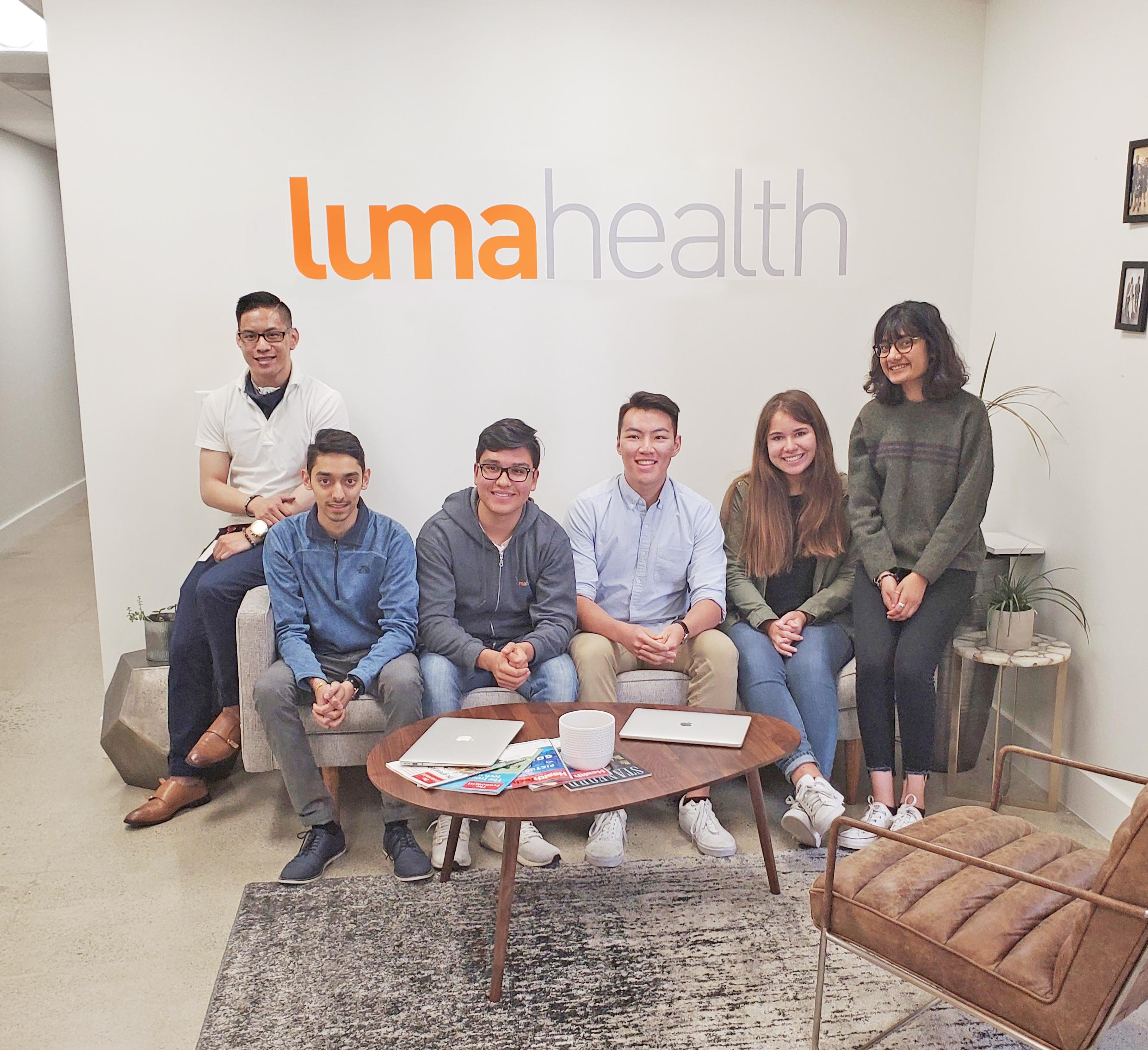 Introducing Luma Health's Summer Interns