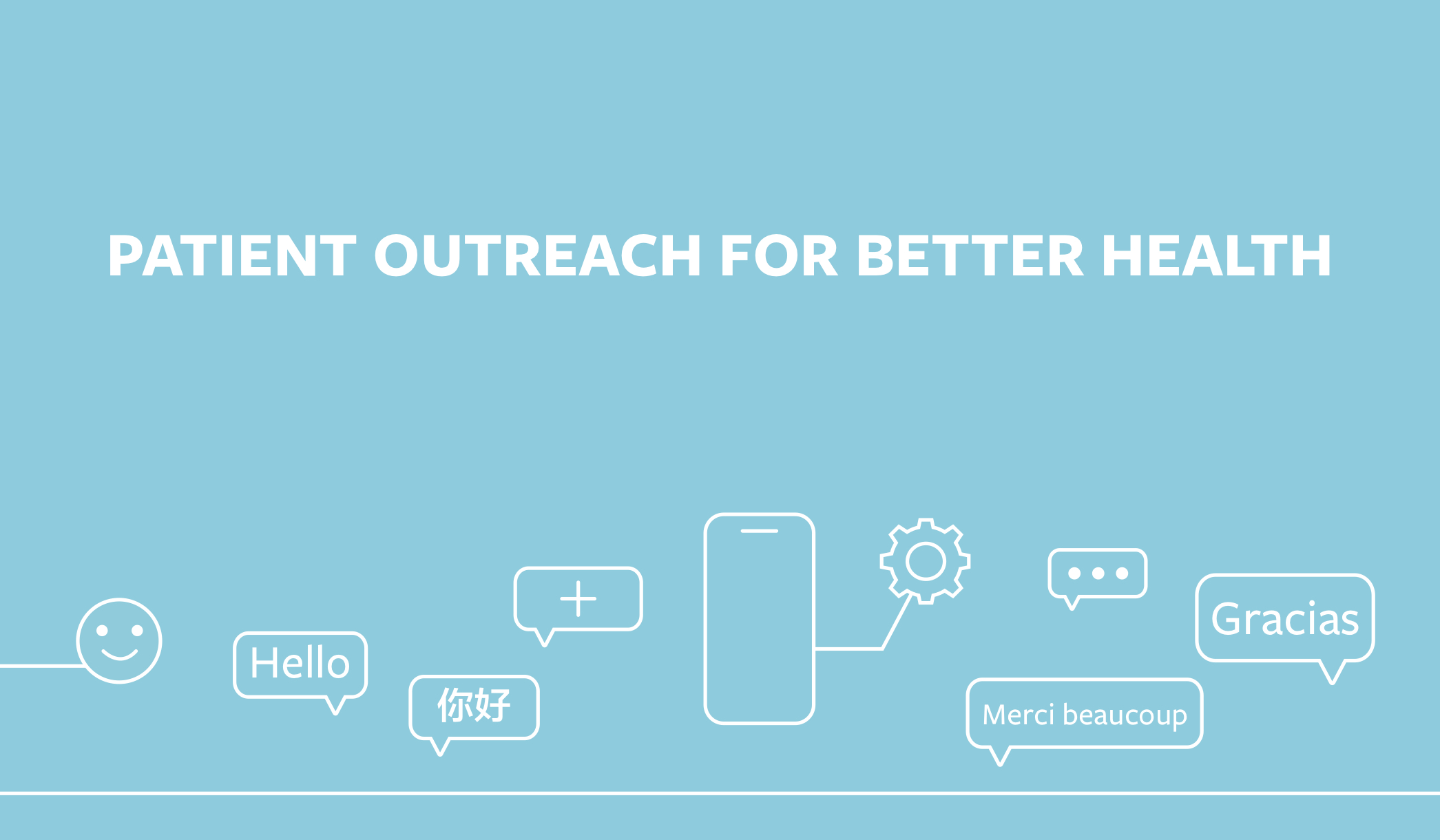 Outreach is the Best First Way to Combat Social Determinants of Health