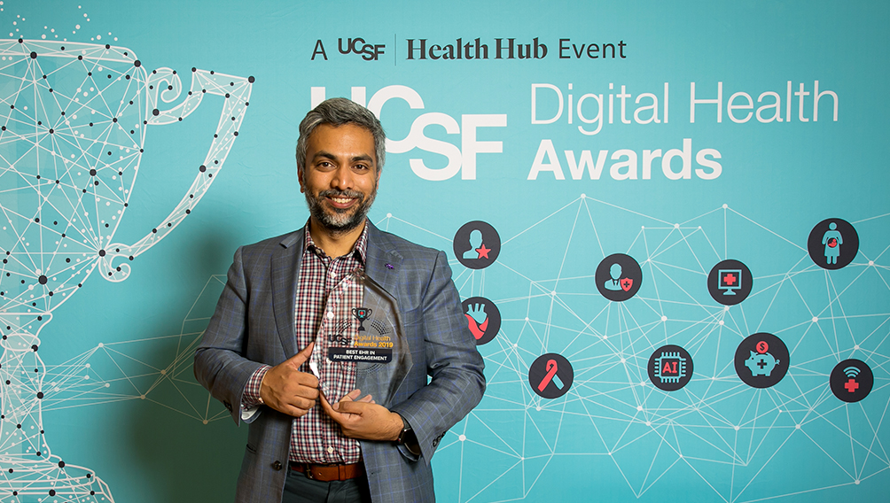 Luma Health Wins UCSF Digital Health Award for Best EHR – Patient Engagement Solution